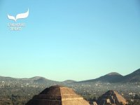 Vuela sobre las piramides