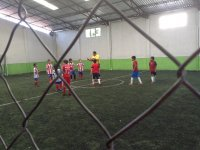 campus de futbol indoor