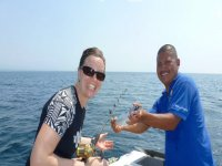 5 hours fishing in Huatulco