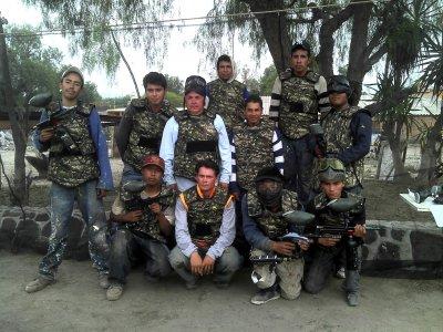 Gotcha García Brothers Team