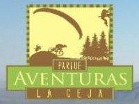 Parque de Aventuras La Ceja Escalada