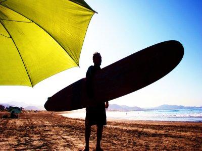 Pescadero Surf Campamentos de Surf