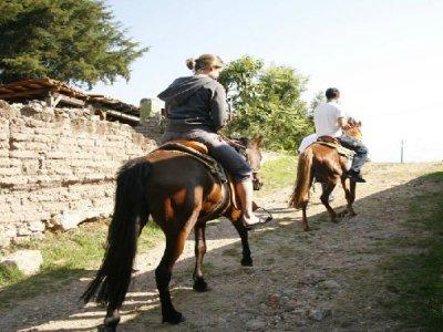 Lachatao Expediciones Cabalgatas