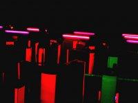 Laser tag mobile