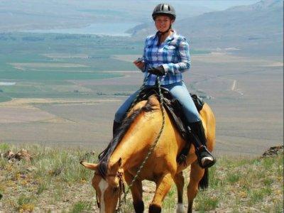Paseo a caballo durante 1 hora, Estado de México