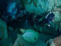 Buceo en lugares soprendentes