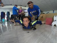 Parachuting jump and multiadventure in Veracruz