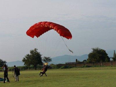 Salto en paracaidas desde Cordoba Orizaba y Puebla