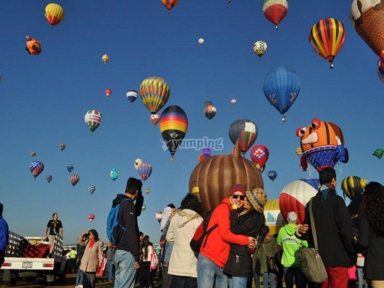 Live the Balloon Festival