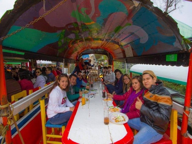 Xochimilco tour