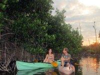 Recorrido en Kayak por una hora, Oaxaca