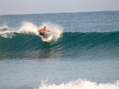 Campamento de surf en Puerto Escondido