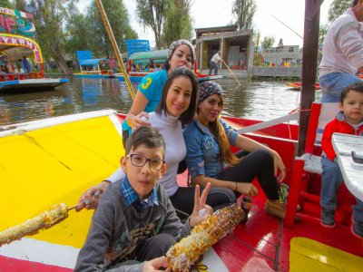 Balloon flight and tour to Teotihuacán price for children
