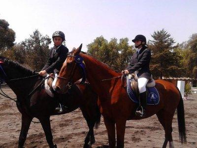 12 horseback riding classes in Cuajimalpa