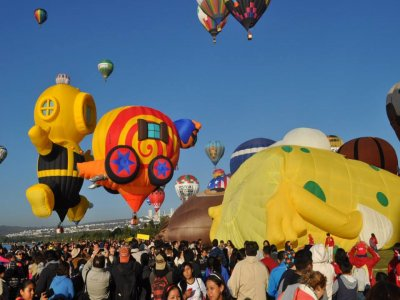 International Balloon Festival, Guadalajara