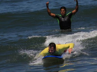 Private Surf lessons. Nayarit.
