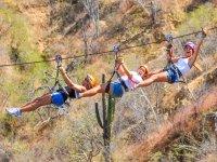 Canopy Circuit in Los Cabos