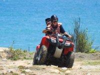 ATV ride for 2 in Los Cabos