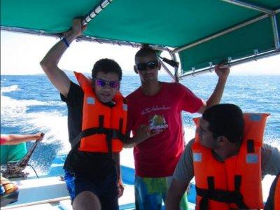Tour por Islas Marietas y snorkel 4 horas