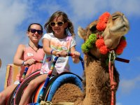 Camel ride in Los Cabos, fee for children