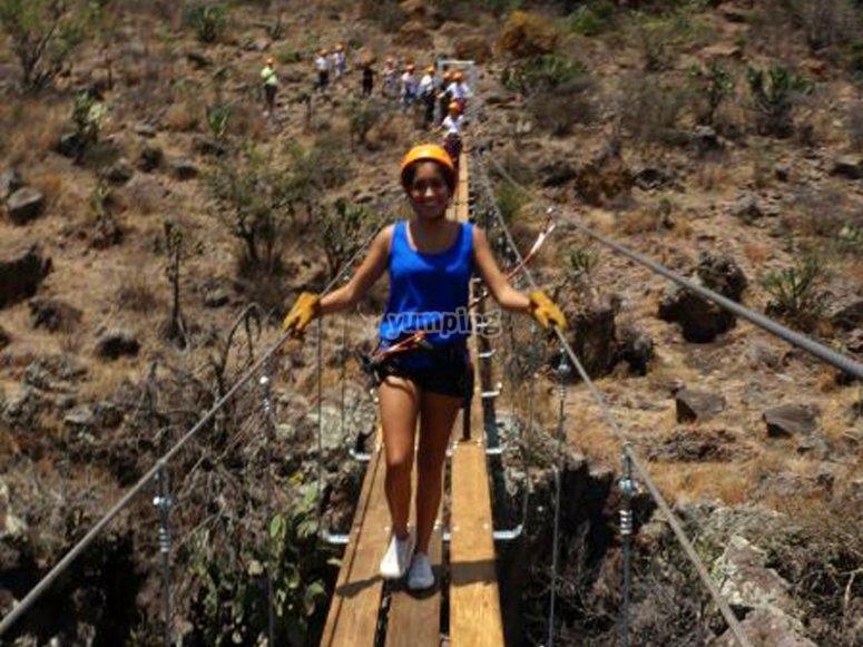 Fun in the heights