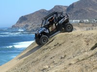 1h 30min tour on a two-seater UTV in Los Cabos