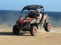 1 and a half hour quad route, Los Cabos
