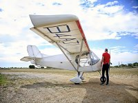 A light aircraft flight to propose in Mexico