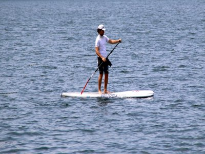Stand up paddle surf 1 hora en Valle de Bravo