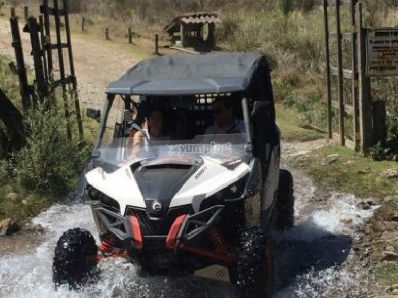 Rzr for water