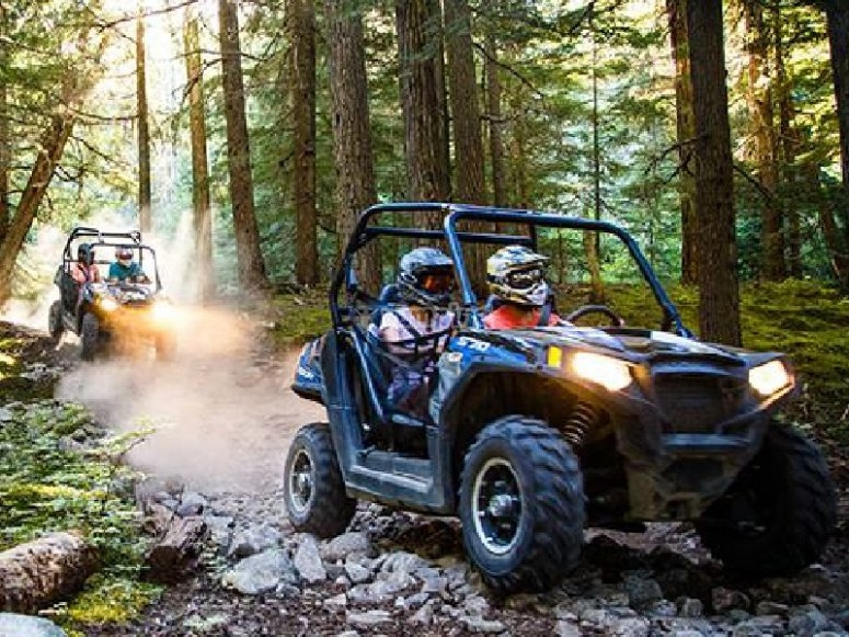 Rzr for rocky areas