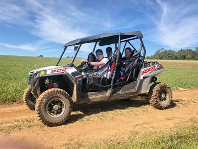 Rzr with friends