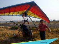 Joy to fly