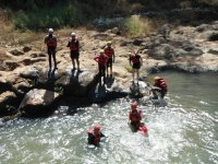 Live the canyoning
