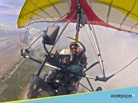 Selfie flying