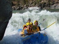 Aventureros por el rio