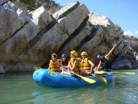 Rafting en  morelos