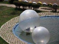 esferas acuaticas