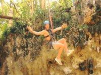 Deportes de aventura en Quintana Roo