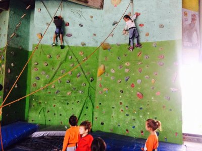 Climbing lessons in Guadalajara: 2 hours per week