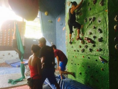 1 month voucher in Guadalajara climbing center