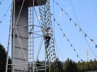 Escalando a la cima