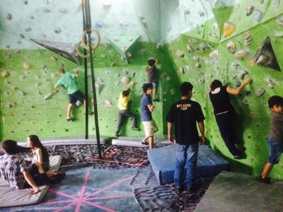 Day ticket climbing wall Guadalajara