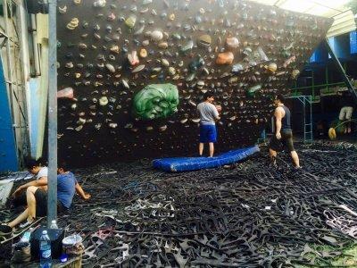Membresía en escalodromo por 3 meses Guadalajara