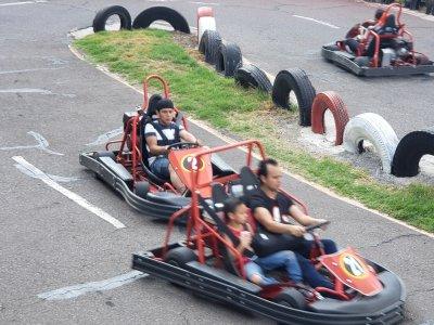 Recorrido de Go Kart en Puebla