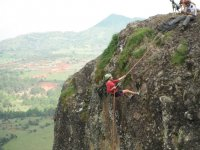Rappelling lessons