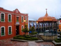 Guided tour in Real del Monte for 5 hours