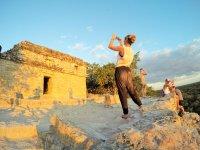 Ruinas en Coba