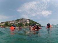 Ixtapa te espera para el snorkel
