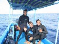 Inmersión de buceo en Ixtapa